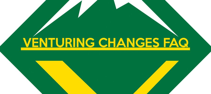 Venturing Changes FAQ (Frequently Asked Questions)