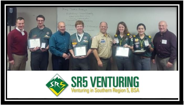2014 Venturing Leadership Awards