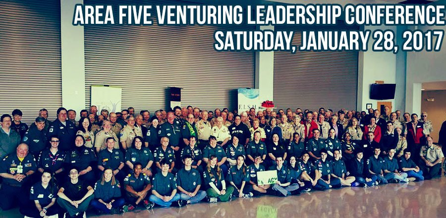 2017 Area 5 Leadership Conference